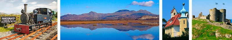 Porthmadog, the Gateway to the Snowdonia National Park